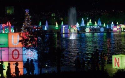 Viaja por el mundo con El Festival de Luces más Grande de México