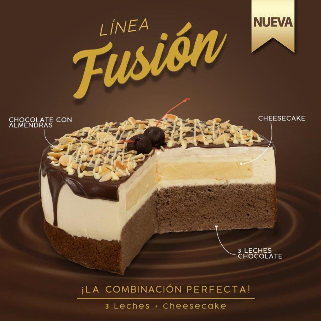 nueva línea Fusión de Pastelería Lety