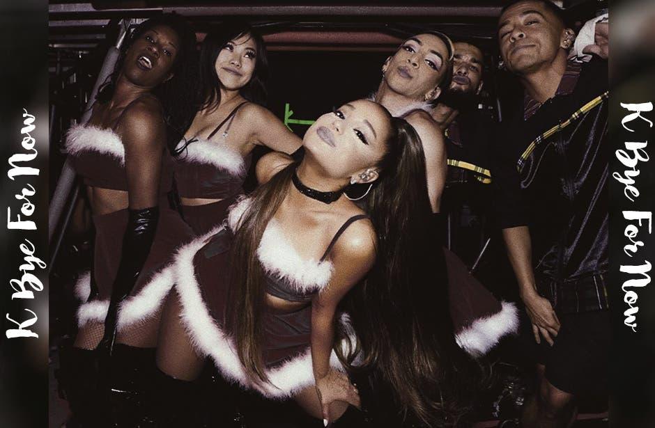 Nuevo álbum de Ariana Grande ¡Ya está disponible!