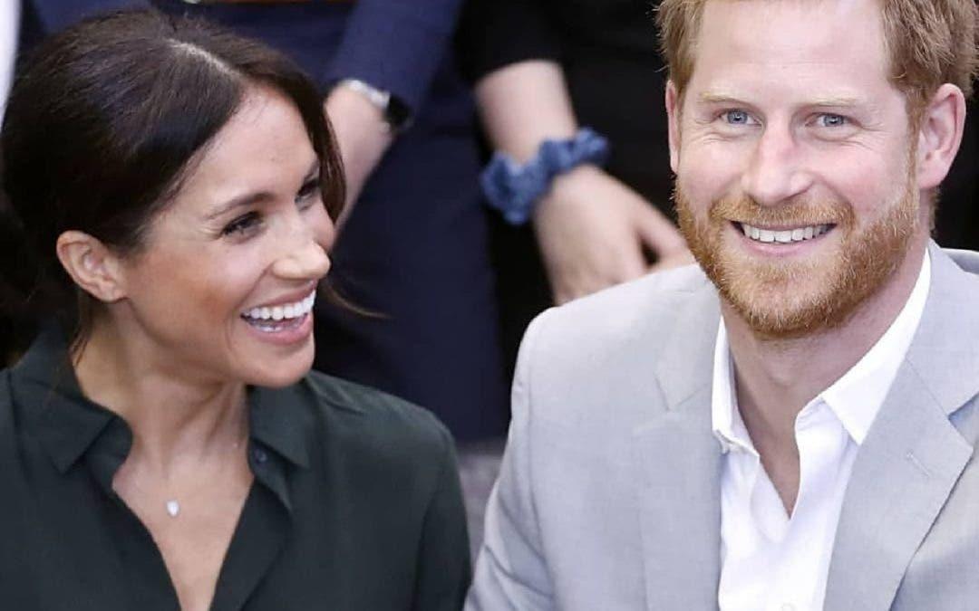 """Harry y Meghan dejarán de ser """"Su Alteza Real"""""""