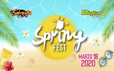 ¡Esto es lo que tienes que saber sobre el 'Spring Fest 2020'!