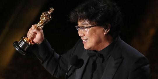 """""""Parásitos"""" triunfa en los Premios Oscar"""