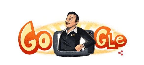 Google rinde homenaje a Roberto Gómez Bolaños