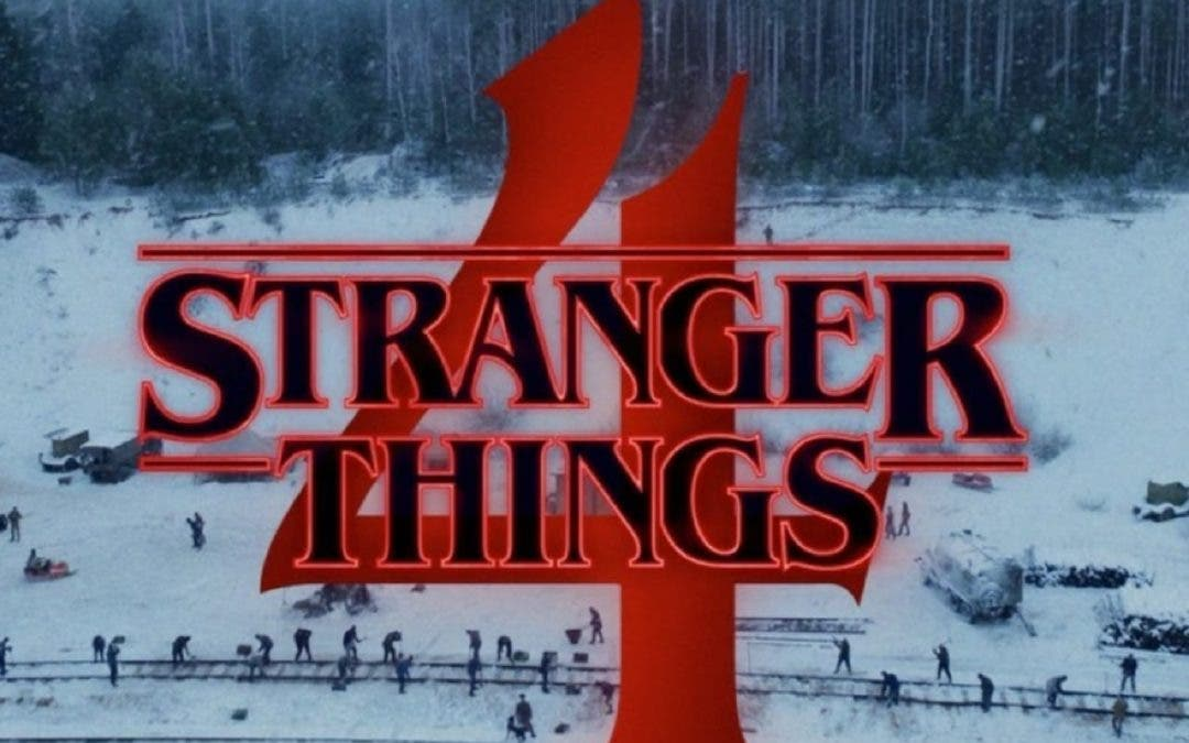Lanzan primer trailer de Stranger Things 4