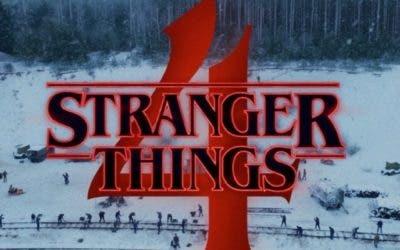 Lanzan primer trailer de Stranger Things 4