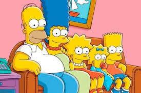 Fxs transmitirá serie de Los Simpson.