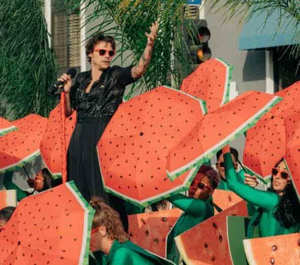 """Harry Styles estrenará video de """"Watermelon sugar"""""""