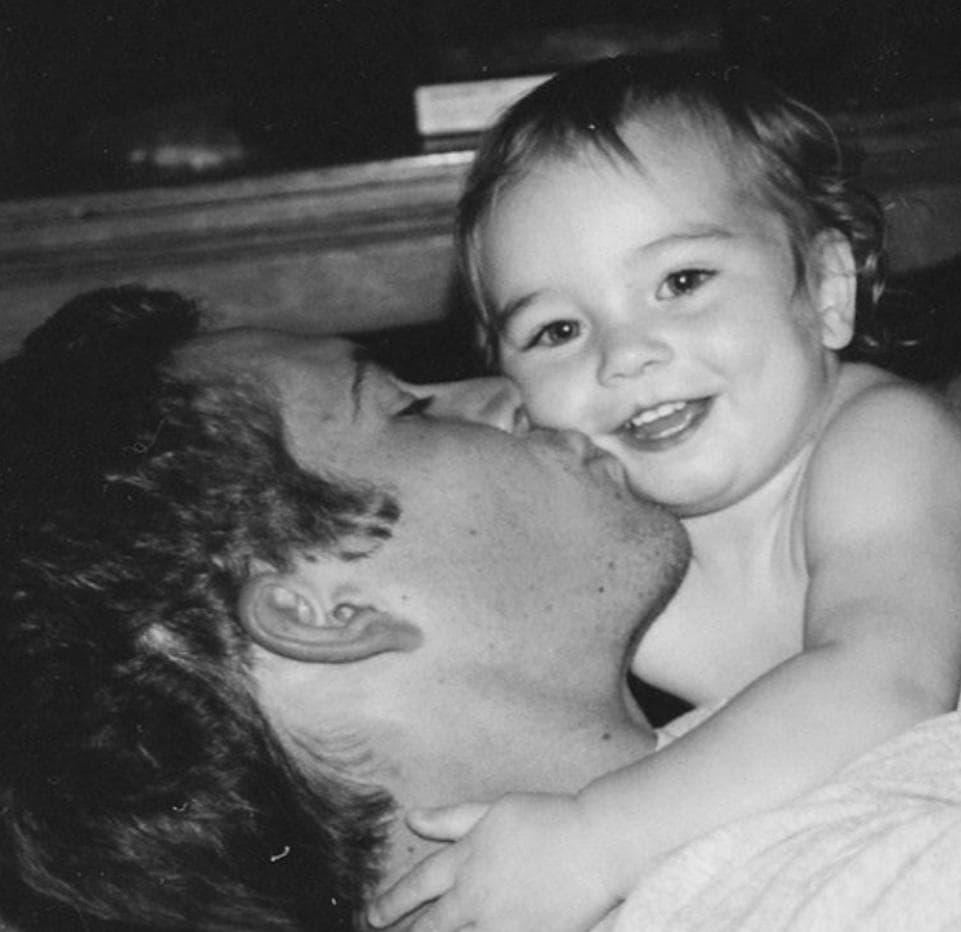 La hija de Paul Walker publicó imagen inédita juntos