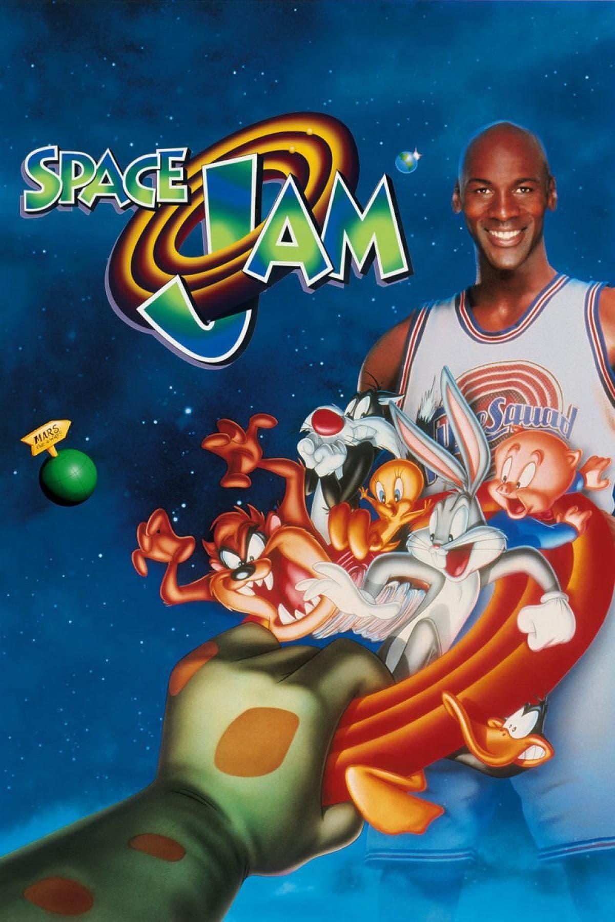 """Space Jam"" llega a Netflix"