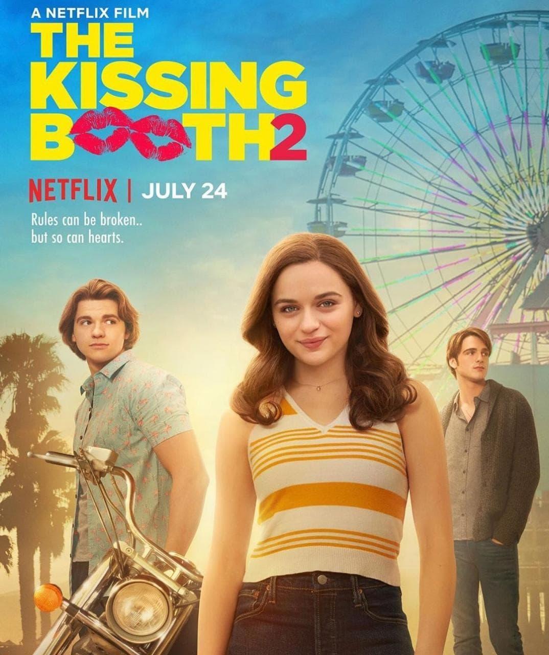 """Netflix revela fecha de estreno de """"The Kissing Booth 2"""""""