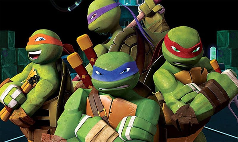 """Se confirma reboot de """"Las Tortugas Ninja""""."""