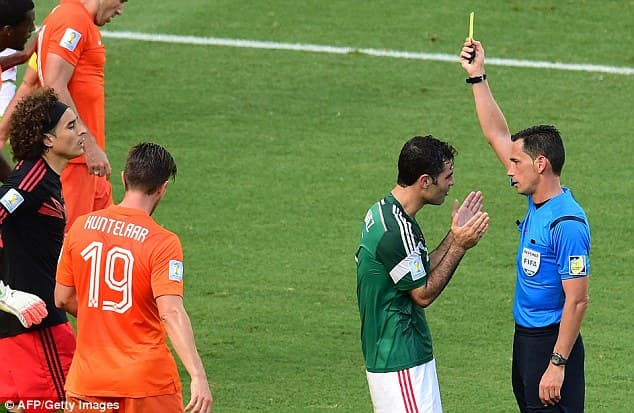 ¡México no olvida el encuentro contra a Holanda! A seis años del #NoEraPenal