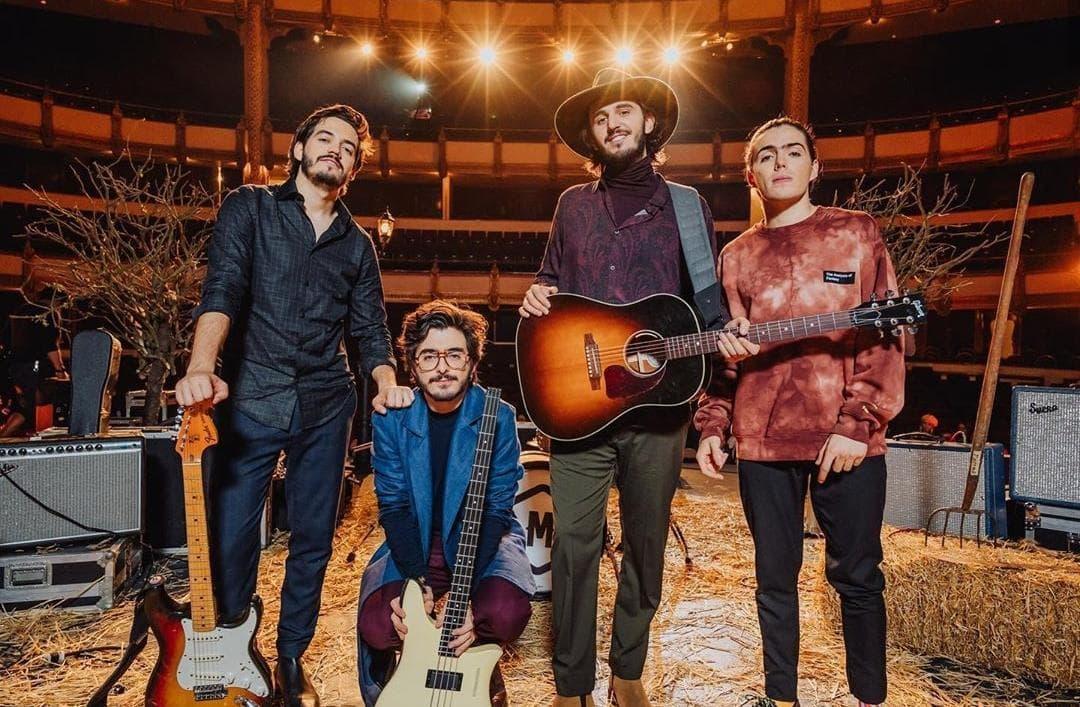 Reik y Morat lanzan nueva colaboración musical