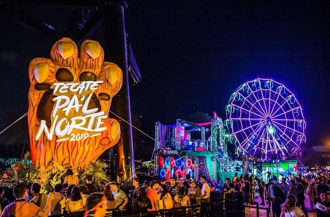 Se cancela el Festival Tecate Pal´ Norte 2020.