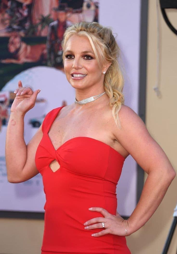 Falla petición de Britney Spears en su tutela.
