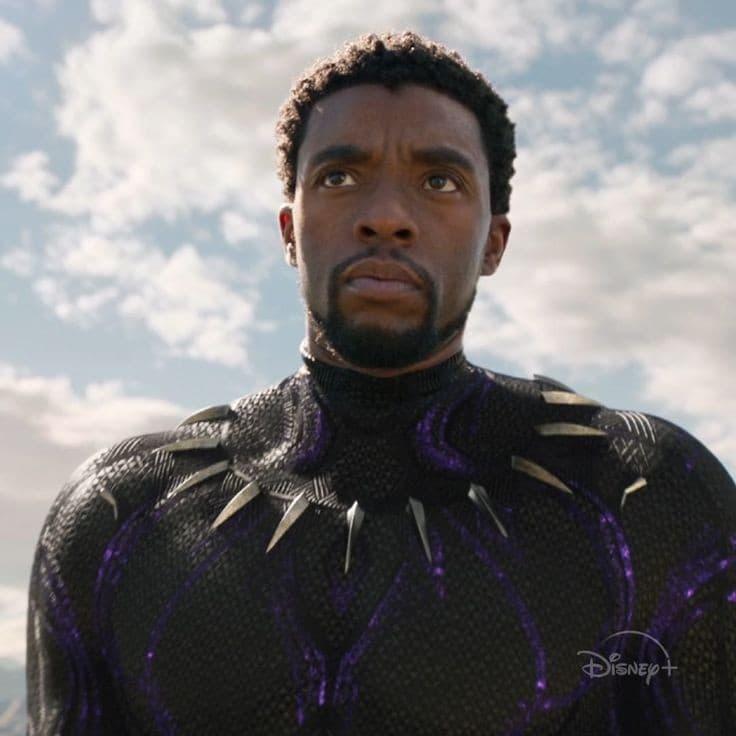 Muere Chadwick Boseman protagonista de Black Panther.
