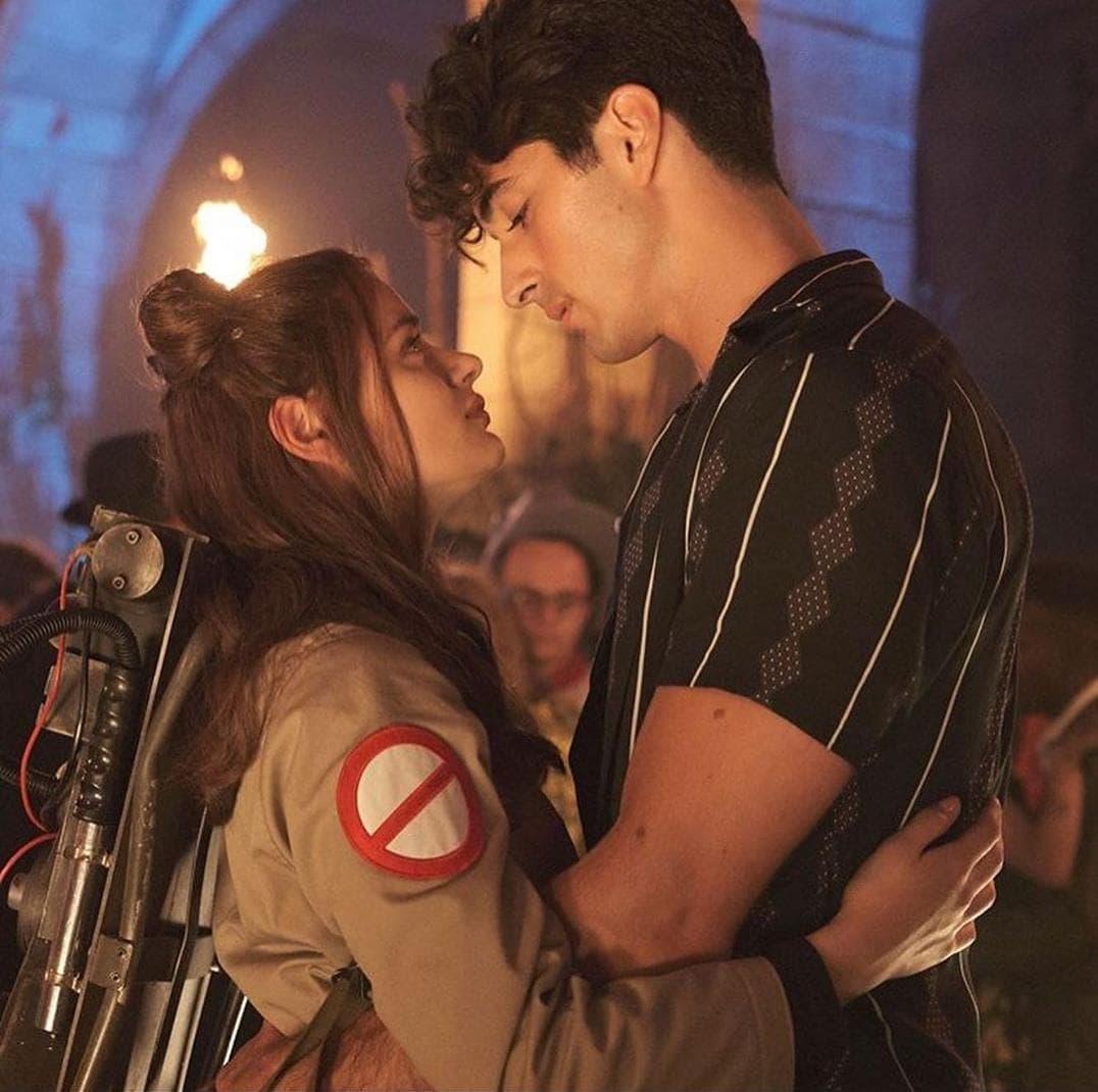 ¿Joey King y Taylor Zakhar Pérez tienen un romance?