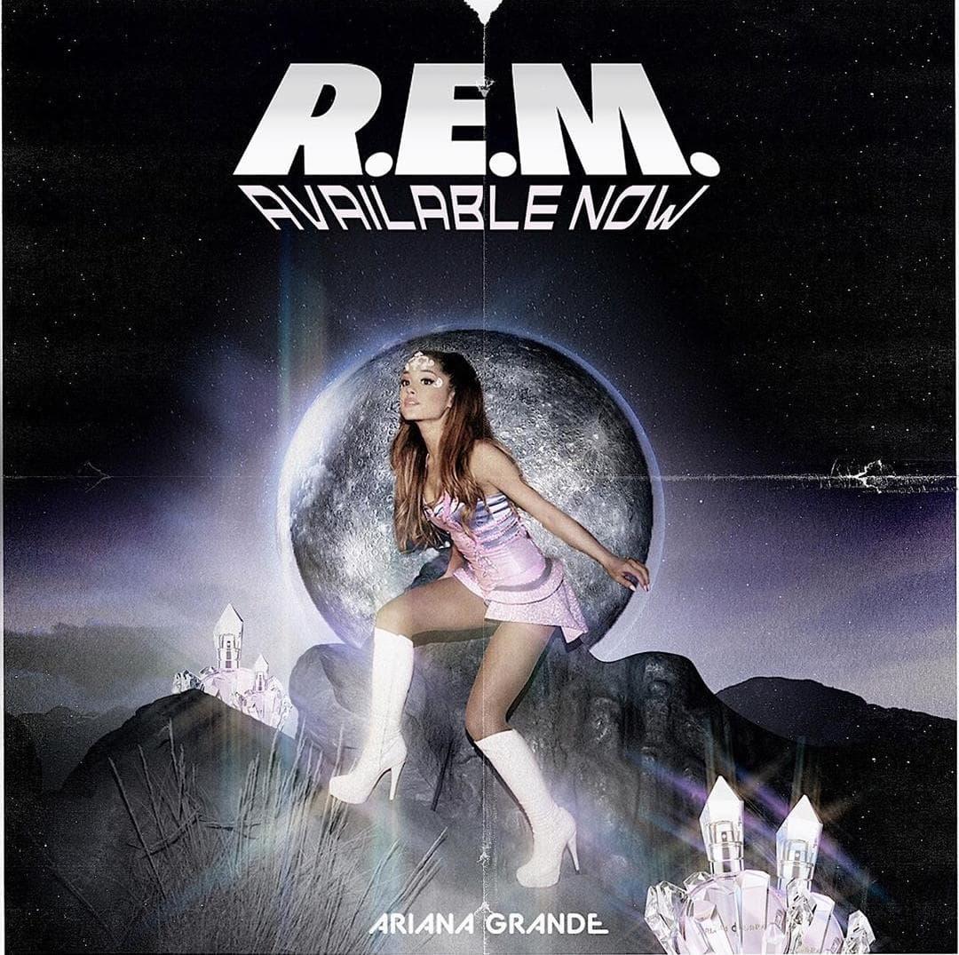 Ariana Grande lanzará nuevo perfume.