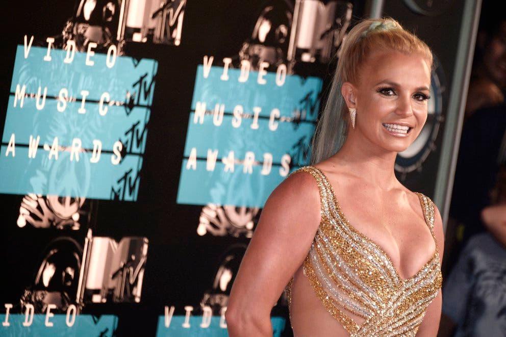 Britney en los Video Music Awards